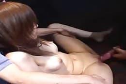 leash girl