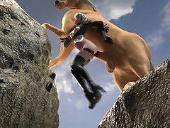 riding horse-porn