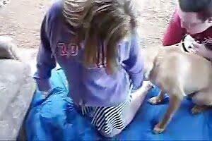 dog-fucks-blonde  purple